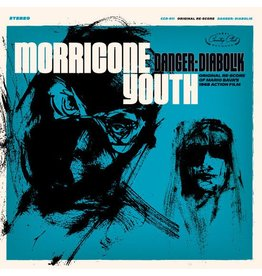Country Club Morricone Youth: Danger Diabolik LP