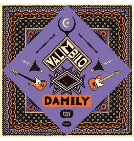 Bongo Joe Damily: Valimbilo LP