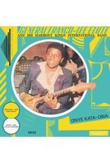 Bongo Joe Ezute, Franco Lee: Onye Kata Obia LP