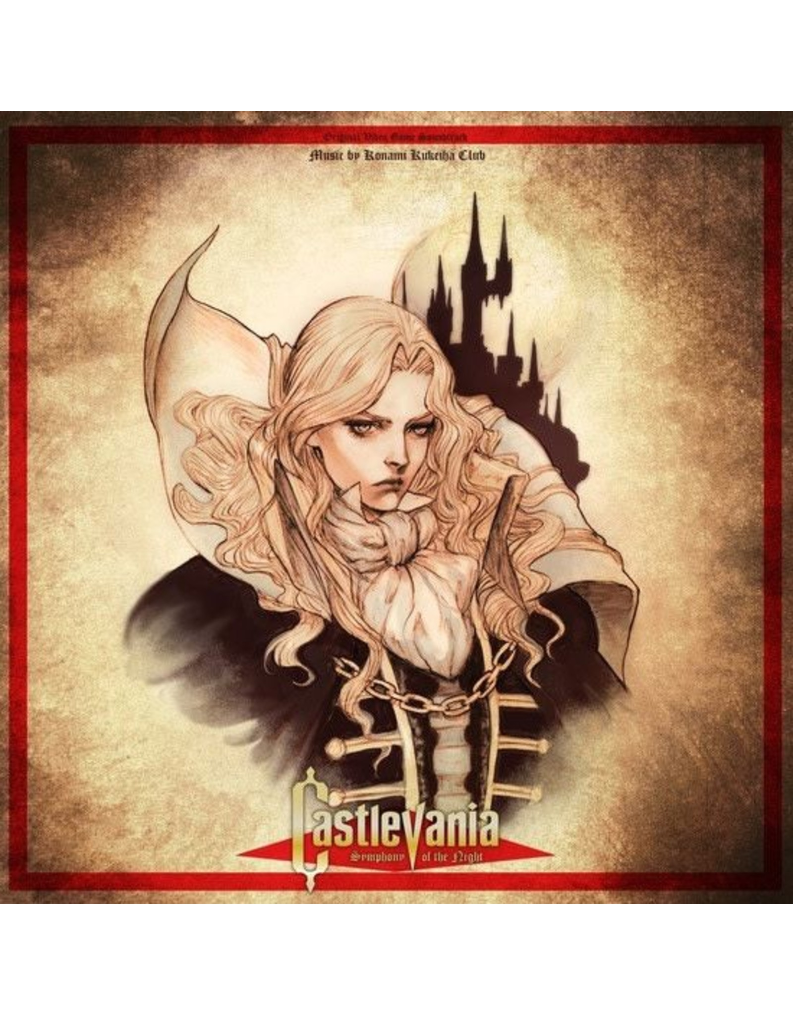 Mondo Castlevania: Symphony of the Night LP