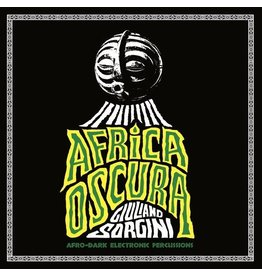 Four Flies Sorgini, Giuliano: Africa Oscura LP