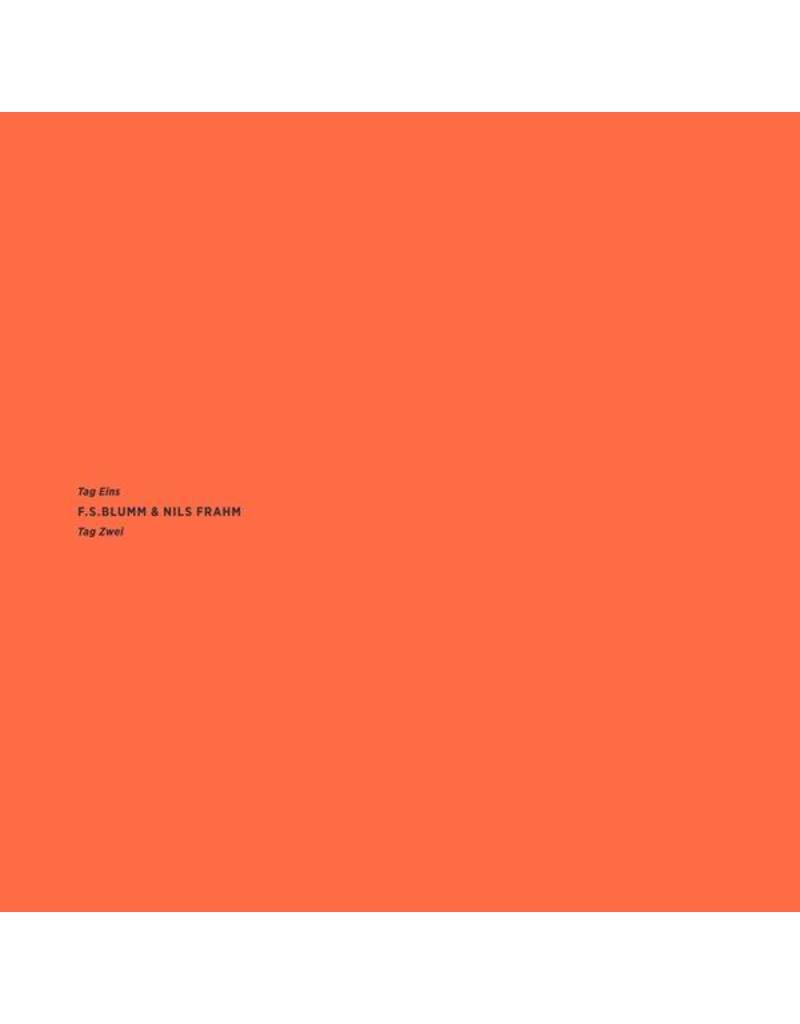 Sonic Pieces F.S. Blumm/Nils Frahm: Tag Eins Tag Zwei LP