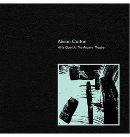 Feeding Tube Cotton, Alison: All Is Quiet At The Ancient LP