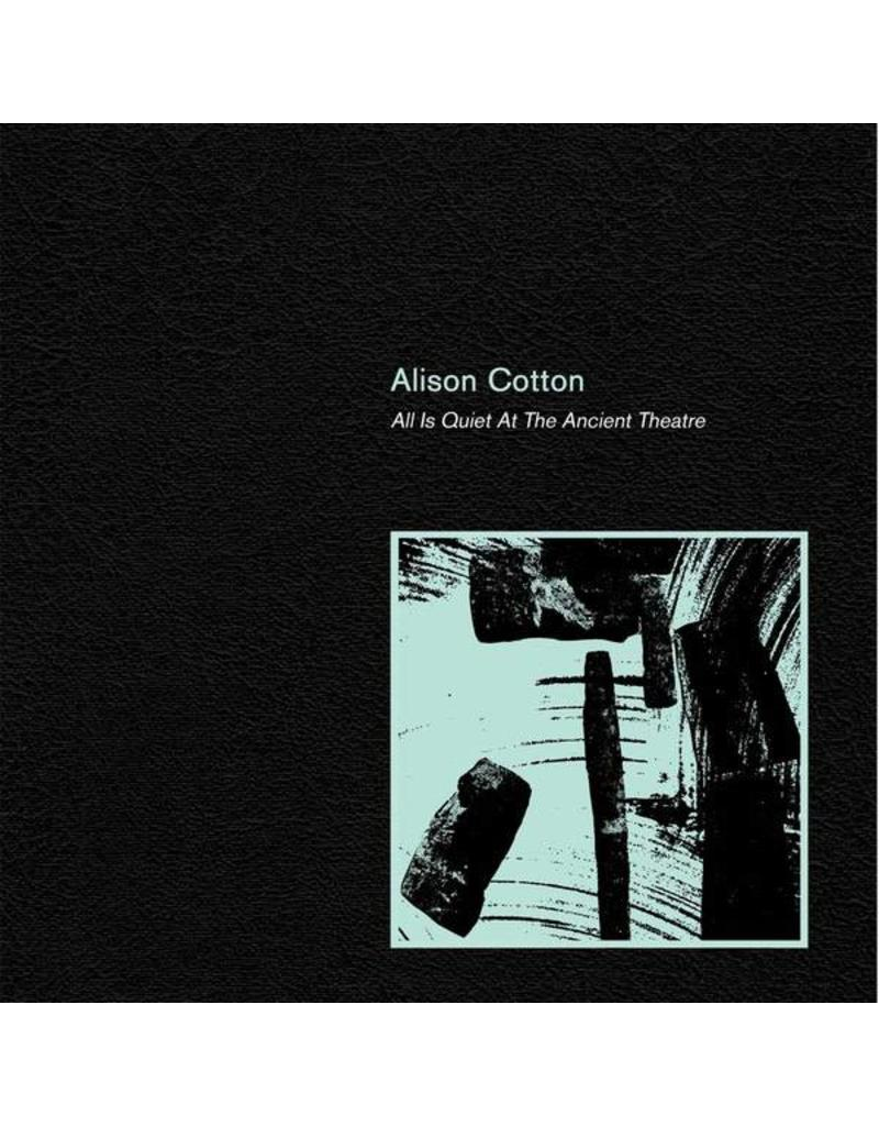 Feeding Tube Cotton, Alison: All Is Quiet  LP