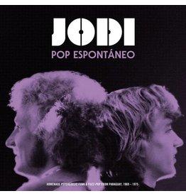 Out-Sider Jodi: Pop Espontaneo LP