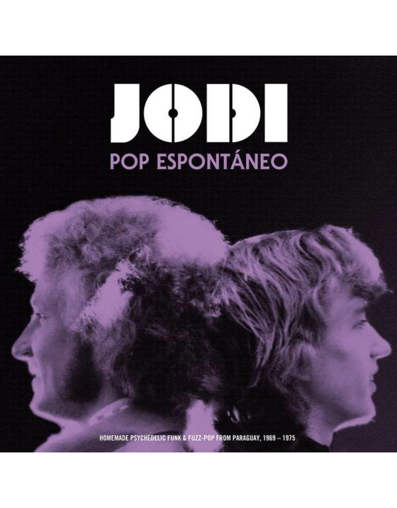 Out-Sider Jodi: Pop Espontaneo LP