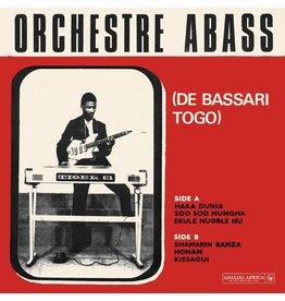 Analog Africa Orchestre Abass: De Bassari Togo LP