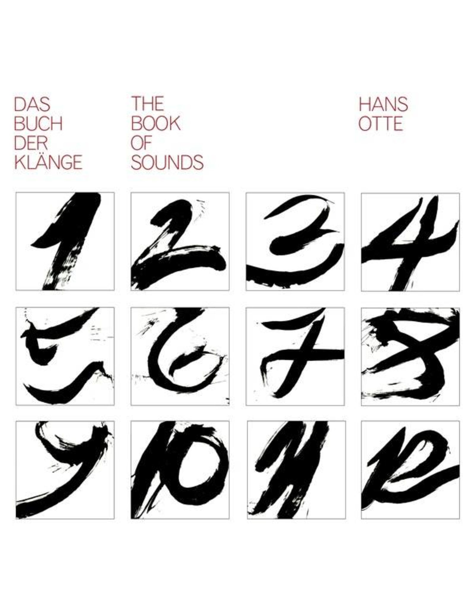 Beacon Sound Otte, Hans: Book Of Sounds 2LP