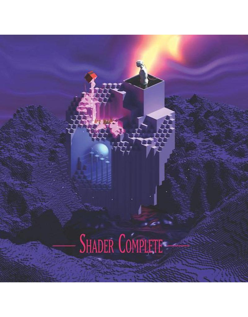 Aguirre Sacred Tapestry: Shader Complete LP