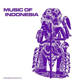 Fantome Phonographique Various: Music Of Indonesia LP