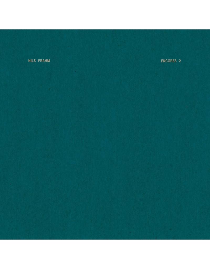 Erased Tapes Frahm, Nils: Encores 2 LP
