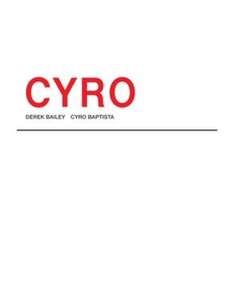 Honest Jon's Bailey, Derek/Cyro Baptista: Cyro 2LP