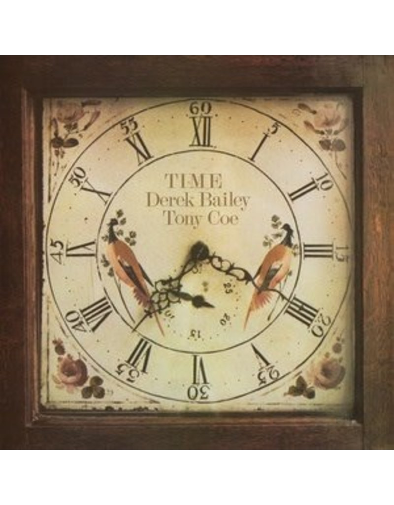 Honest Jon's Bailey/Coe: Time 2LP
