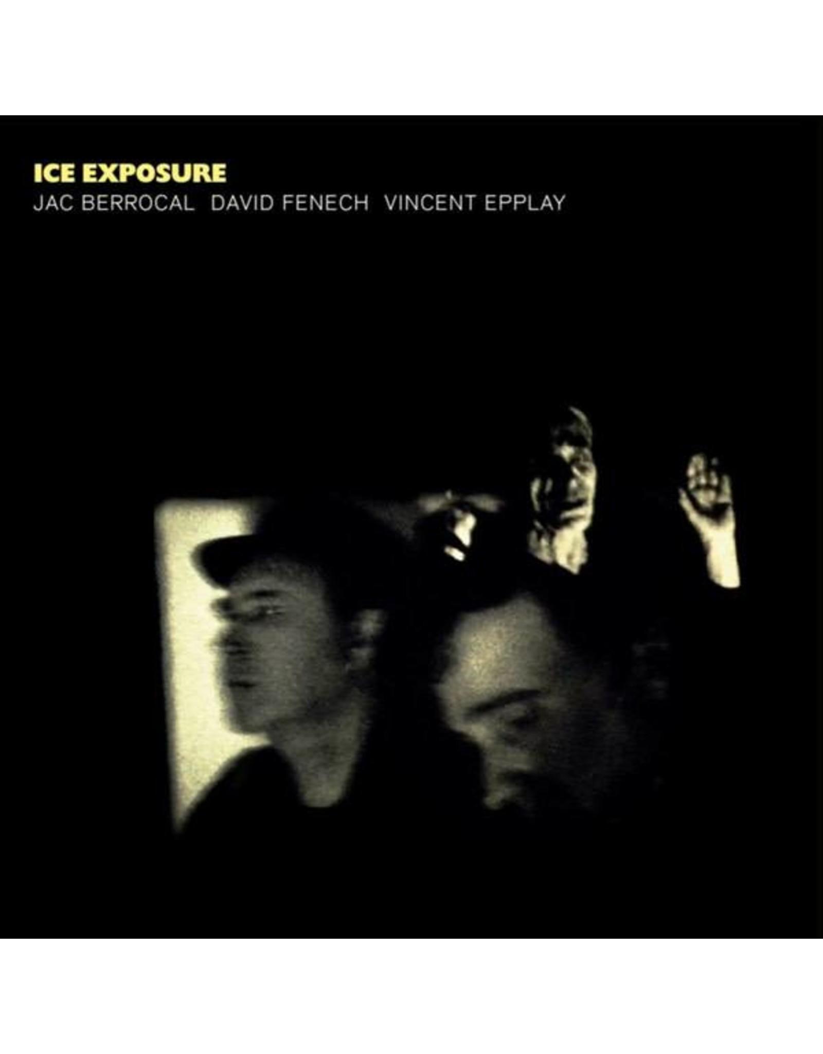 Blackest Ever Black Berrocal/Fenech/Epplay: Ice Exposure LP