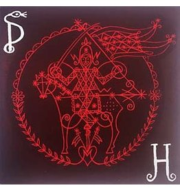 Psychic Sounds Divine Horsemen: Voodoo God LP