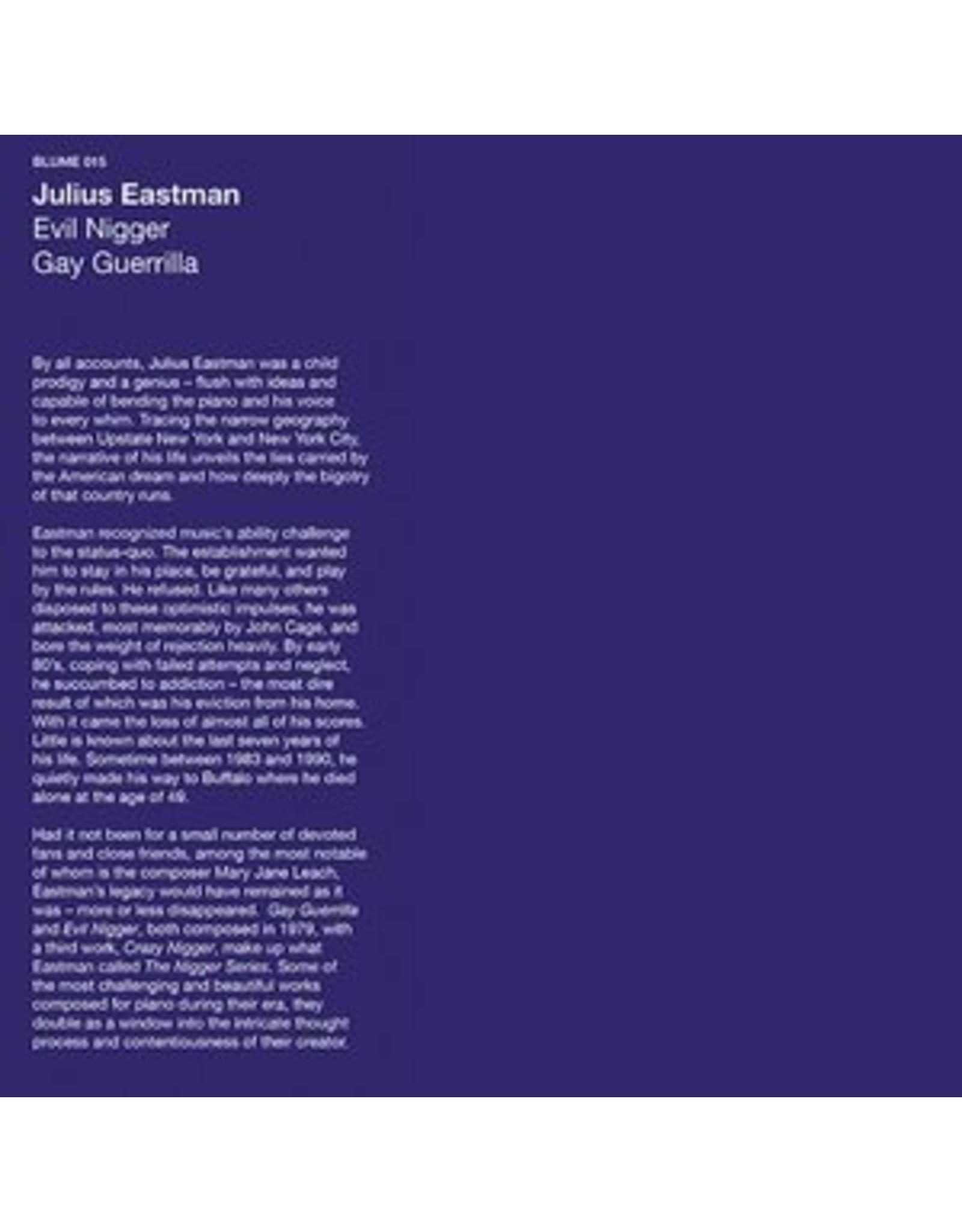 Blume Eastman, Julius: Evil N*gger/Gay LP