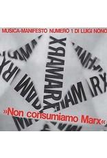 Die Schachtel Nono, Luigi: Musica Manifesto n.1 LP