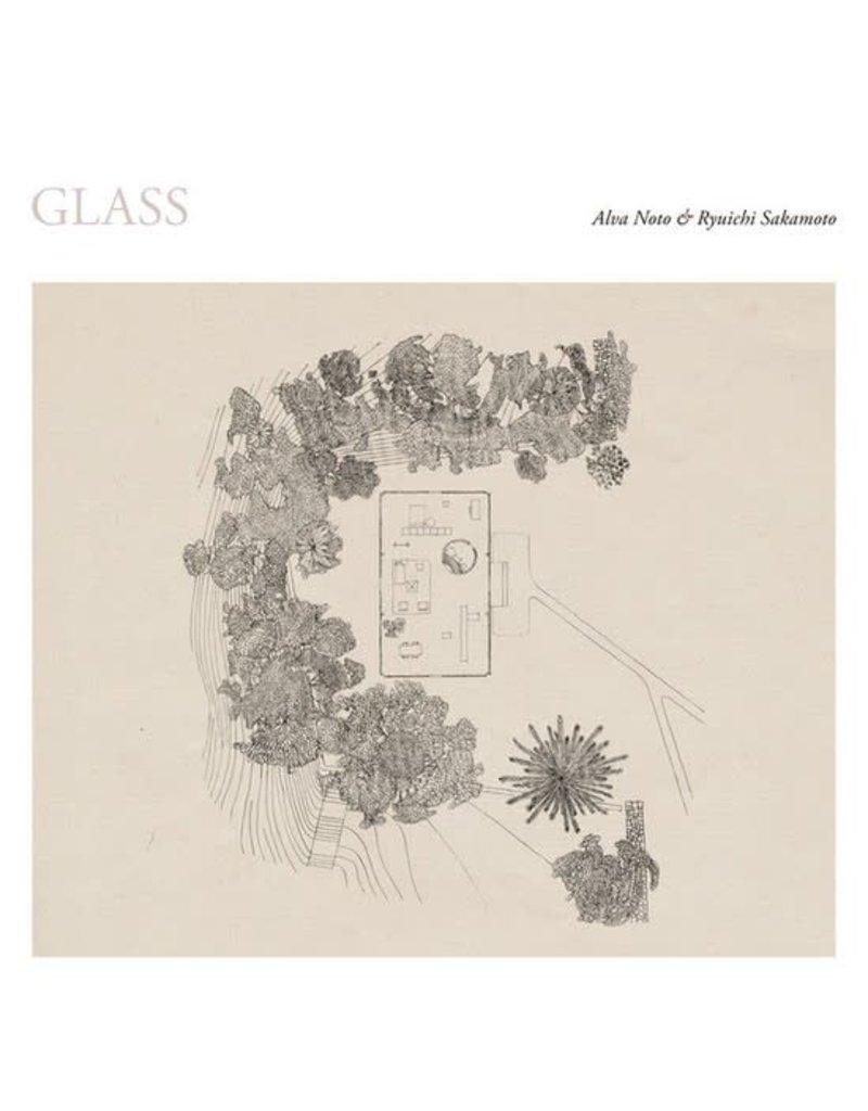 Noton Alva Noto/Ryuichi Sakamoto: Glass LP