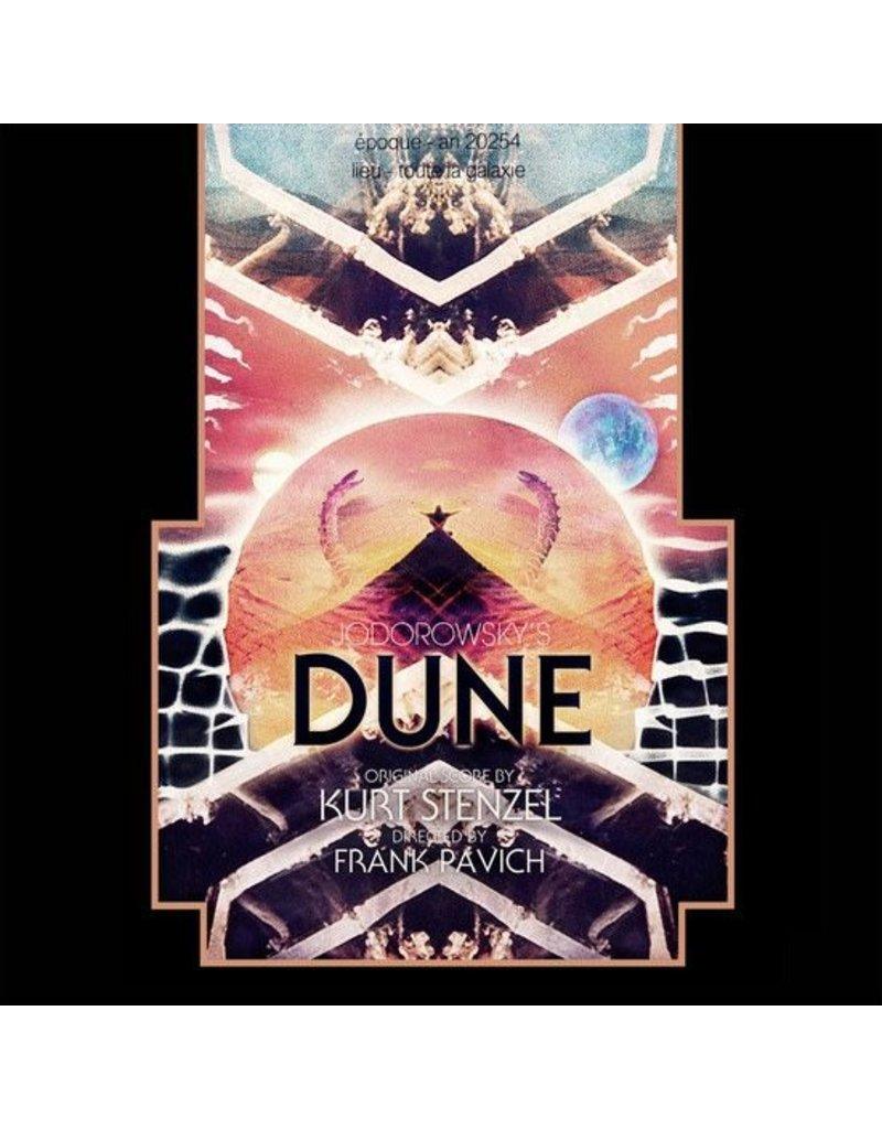 Cinewax Jodorowsky's Dune OST LP