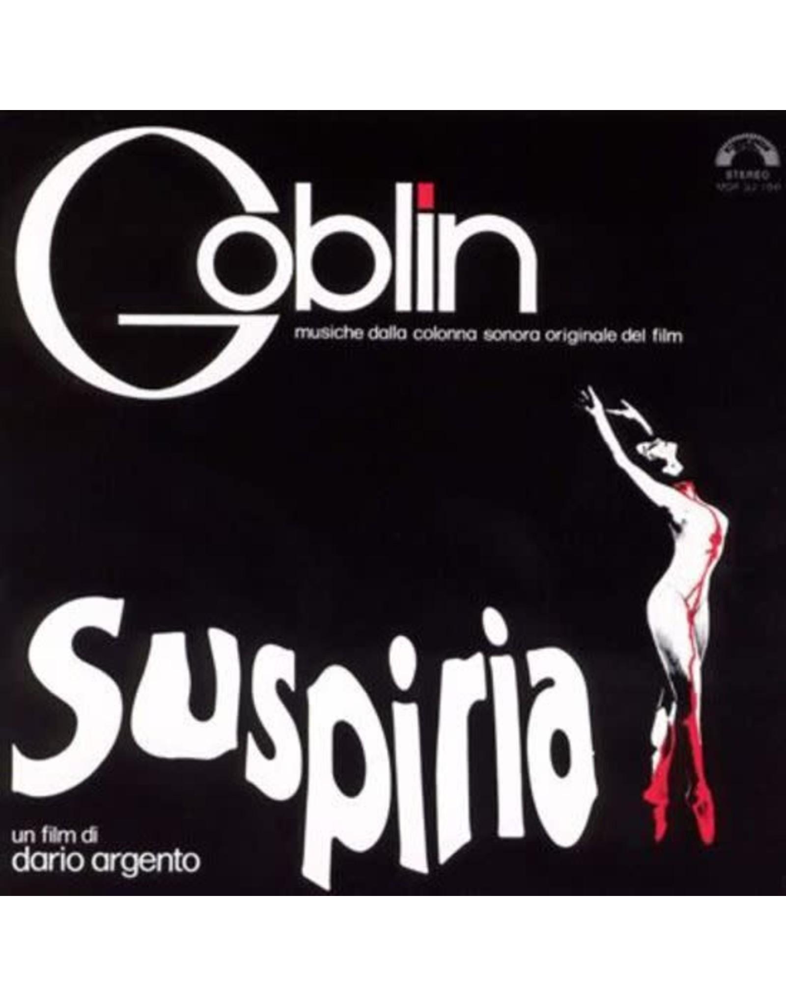 Cinevox Goblin: Susperia LP