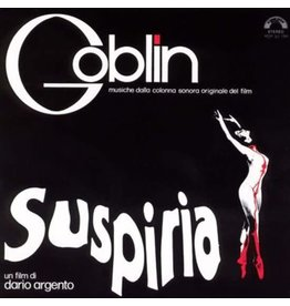 Cinevox Goblin: Susperia LP