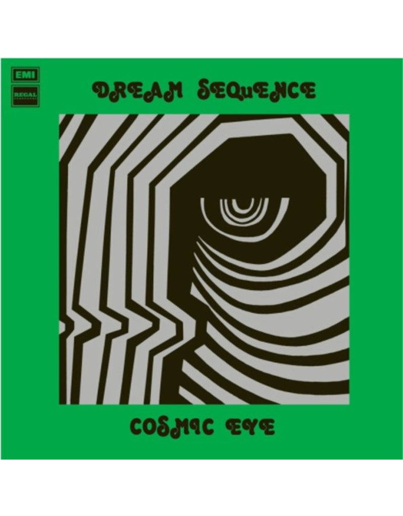 Roundtable Cosmic Eye: Dream Sequence LP