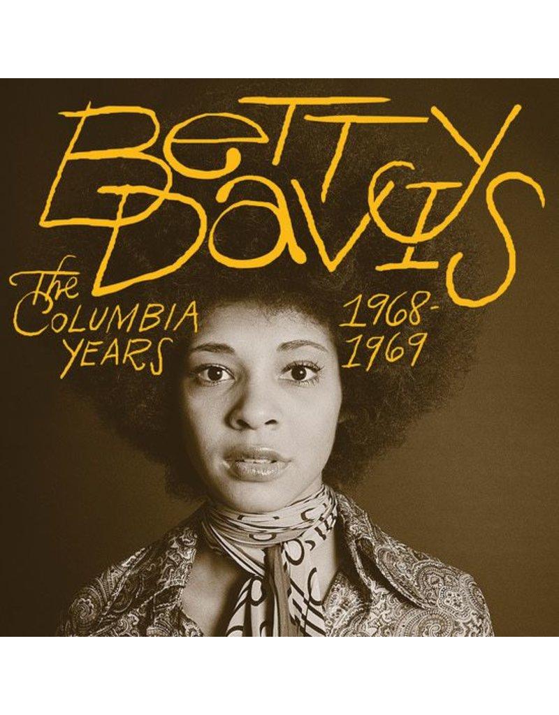 Light in the Attic Davis, Betty: The Columbia Years LP