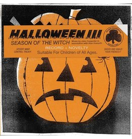 Death Waltz Halloween III: Season of the Witch LP