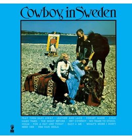 Light in the Attic Hazlewood, Lee: Cowboy in Sweden LP