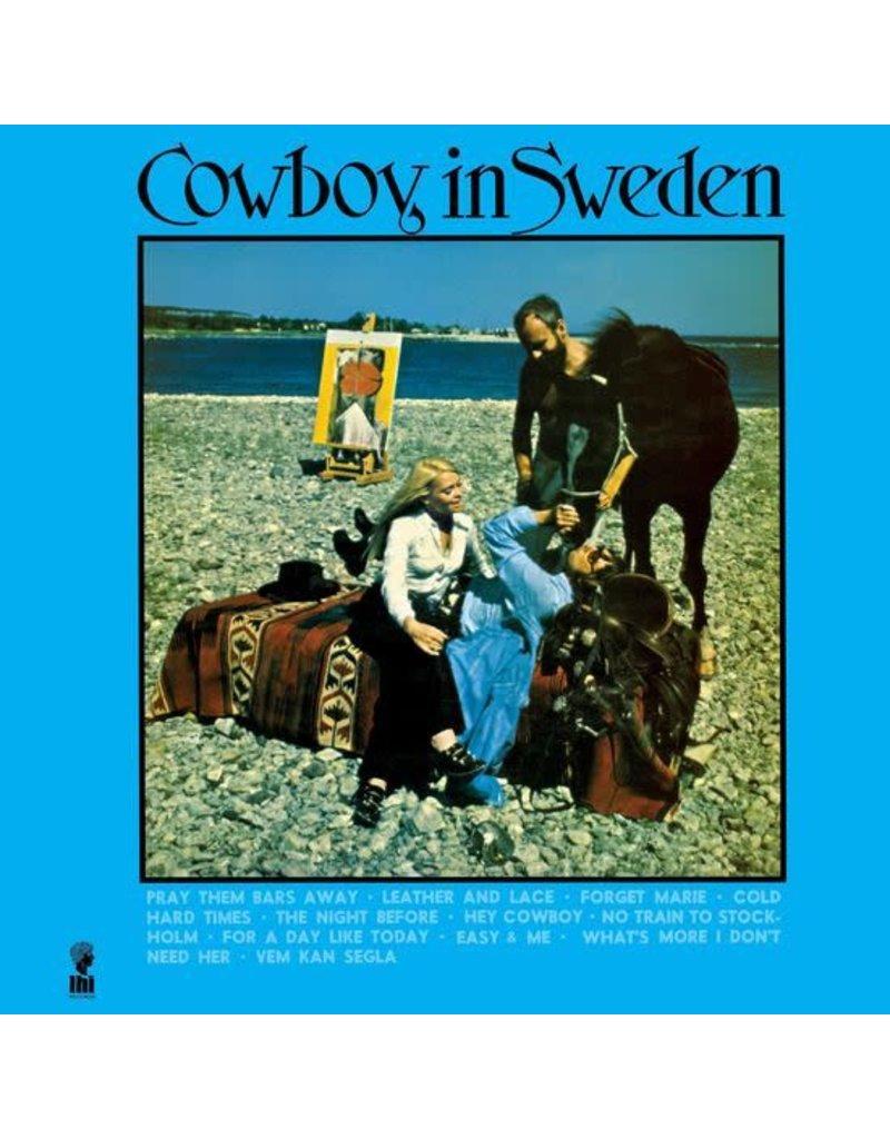 Light in the Attic Hazlewood, Lee: Cowboy in Sweden LP
