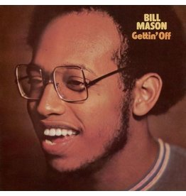 Tidal Wave Music Mason, Bill: Gettin Off LP