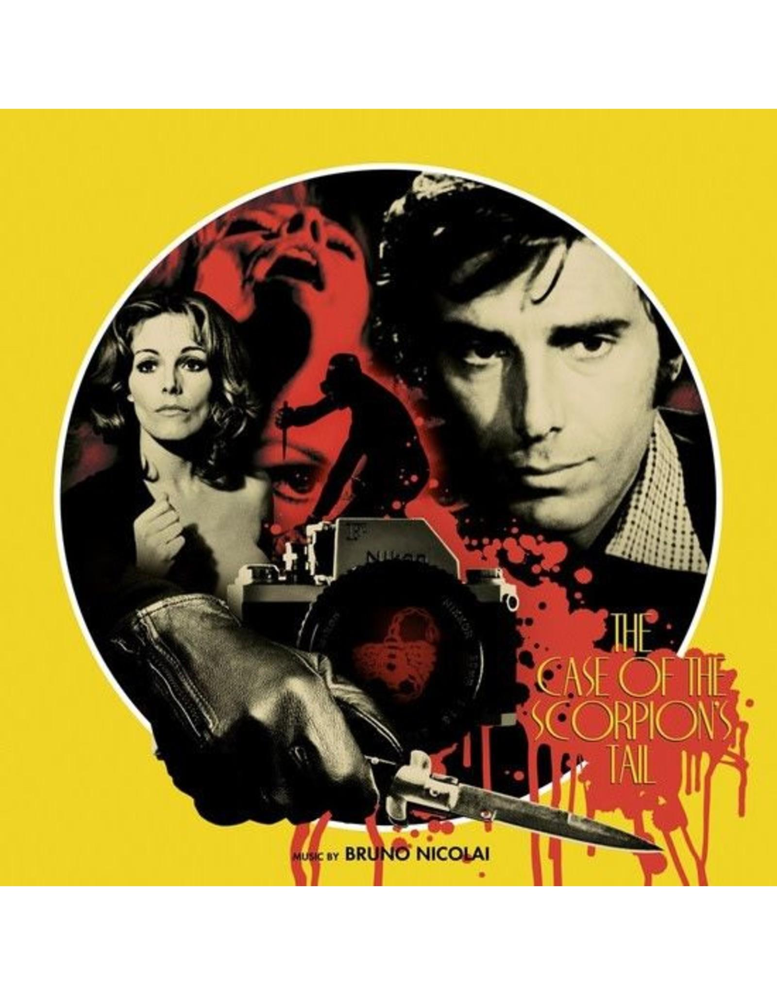 Death Waltz Nicolai, Bruno: Case of the Scorpions LP