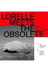 Registros El Derrumbe Lorelle Meets the Obsolete: De Facto LP
