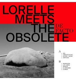 Registros El Derrumbe Lorelle Meets the Obsolete: De Facto LP