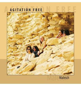 Made in Germany Agitation Free: Malesch LP