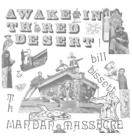 Feeding Tube Bissett, Bill: Awake in th' Red Desert LP