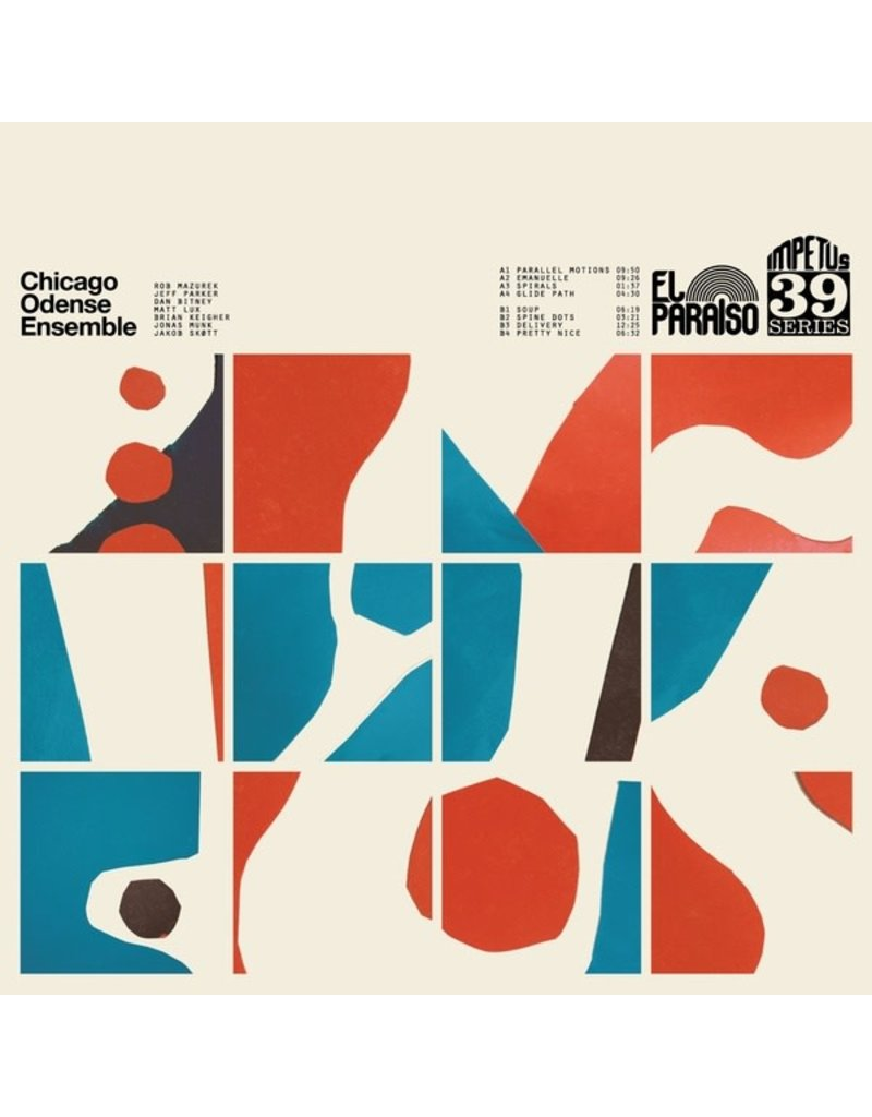 El Paraiso Chicago Odense Ensemble: s/t LP