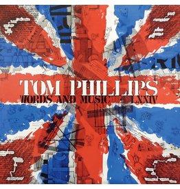 Recital Phillips, Tom: Words LP+CD
