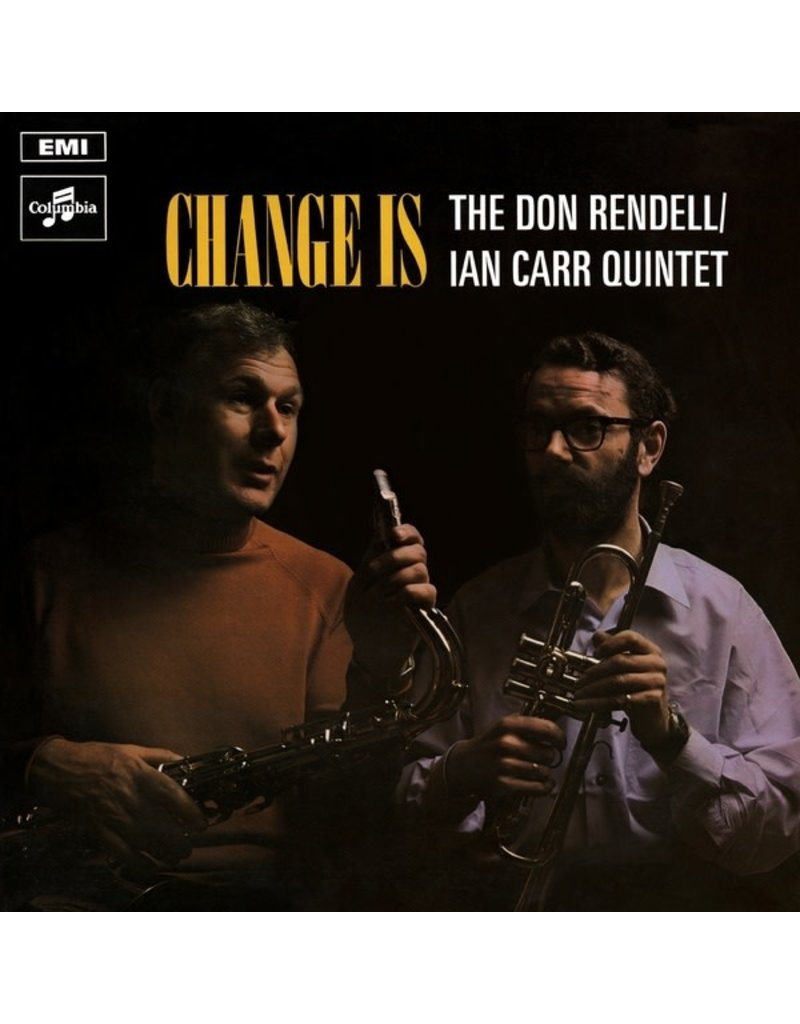 Jazzman Rendell/Carr: Change Is LP
