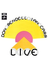 Jazzman Rendell/Carr: Live LP