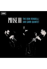 Jazzman Rendell/Carr: Phase lll LP