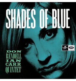 Jazzman Rendell, Don/Carr, Ian: Shades Of Blue LP