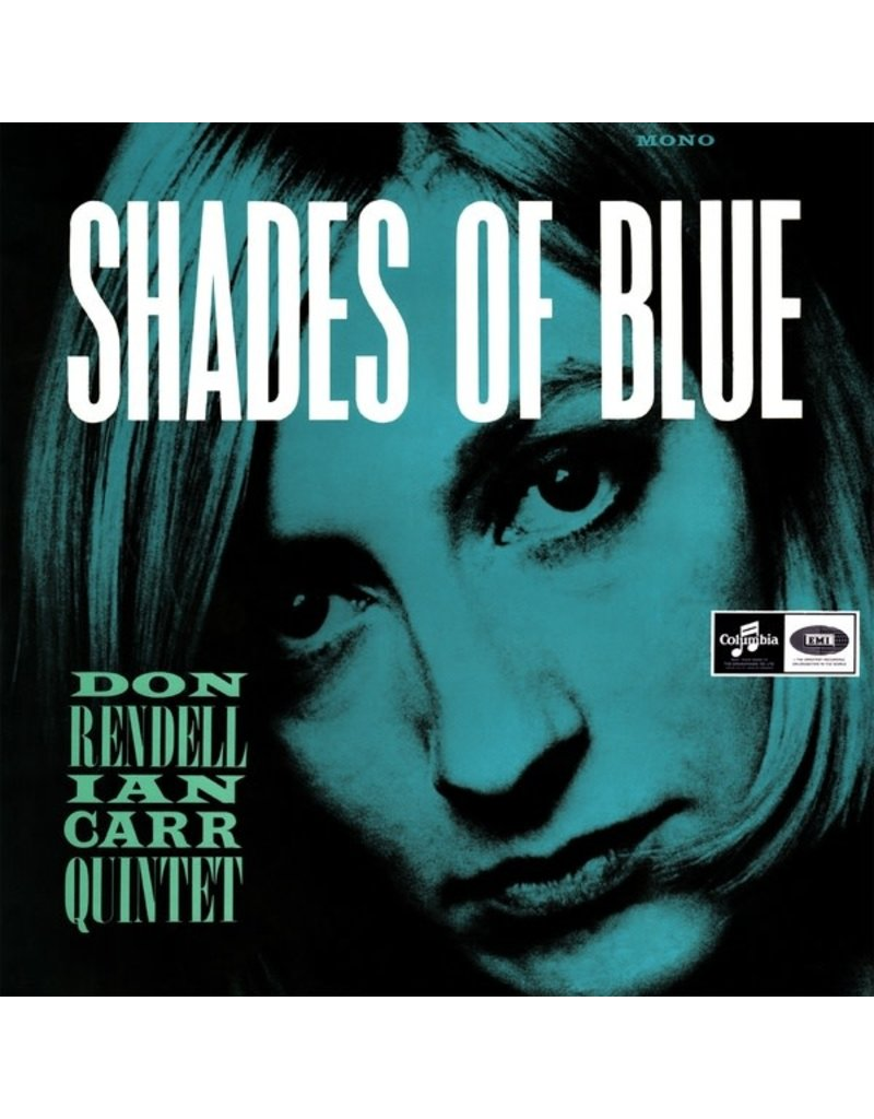 Jazzman Rendell/Carr: Shades Of Blue LP