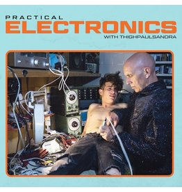 Editions Mego Thighpaulsandra: Practical Electronics LP