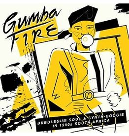 Soundways Various: Gumba Fire: Bubblegum Soul & Synth Boogie 3LP