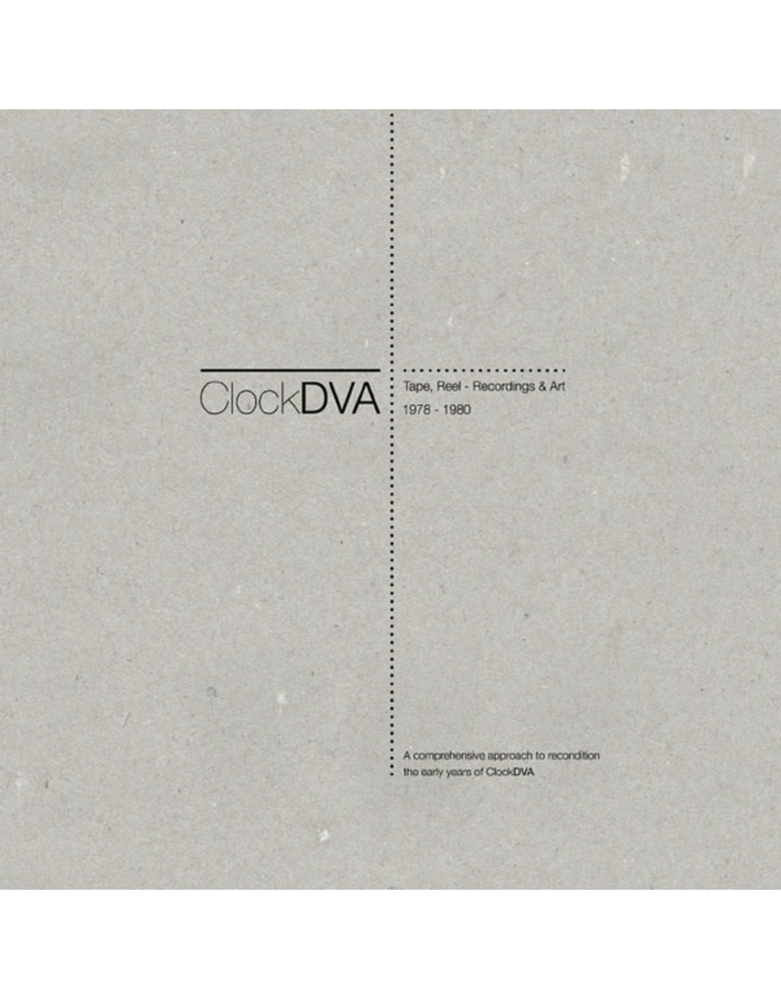 Vinyl on Demand Clock DVA: Horology 3 BOX