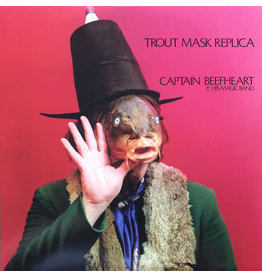 Third Man Captain Beefheart: 2019RSD - Trout Mask Replica (2LP/Stoughton jacket/booklet) LP