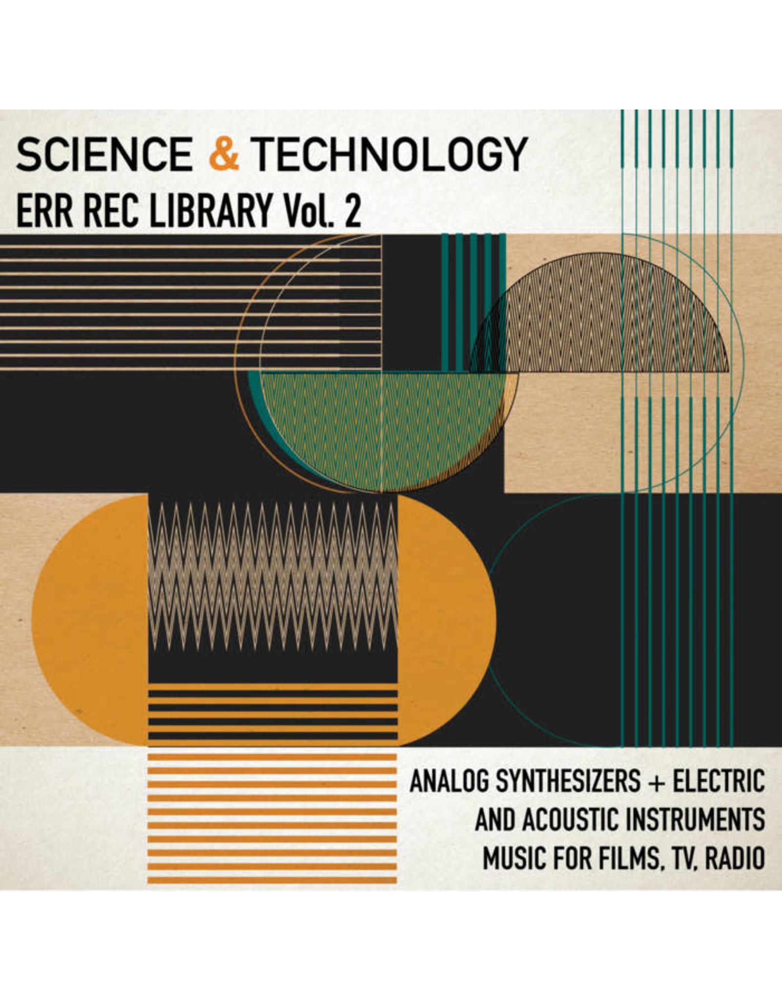 Err Various: Science & Technology Vol 2 LP