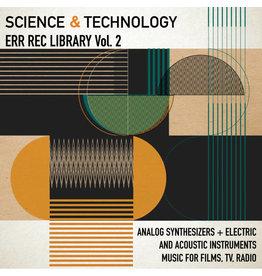 Err Various: Science & Technology Vol 2 LP