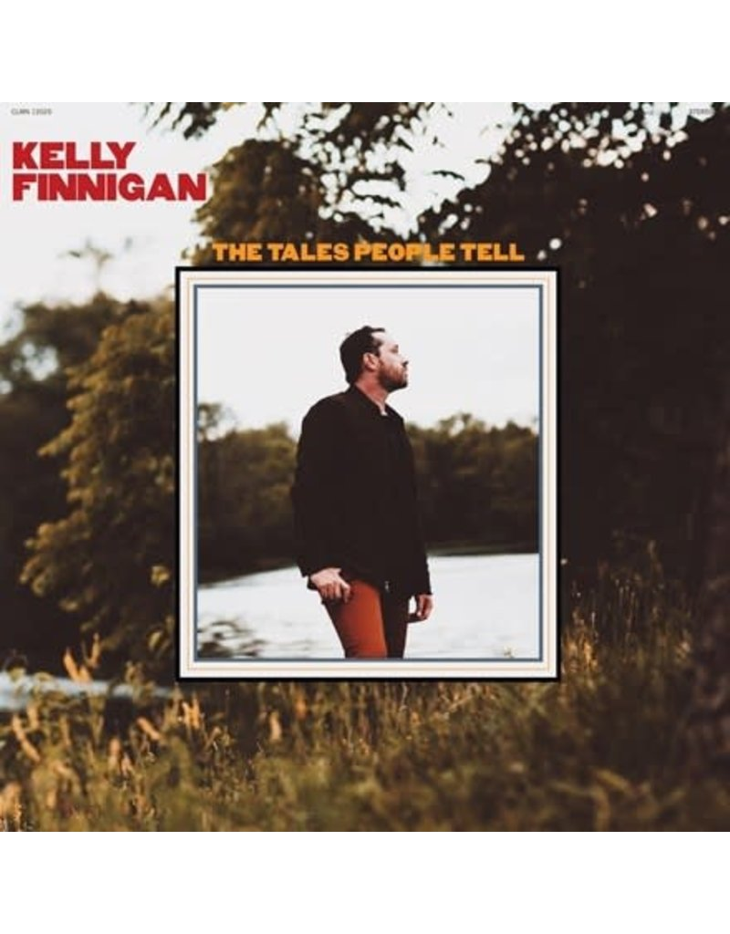 Colemine Finnigan, Kelly: The Tales People Tell (red vinyl-indie exclusive) LP